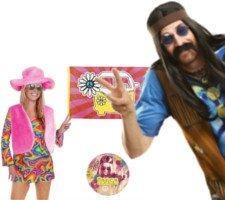 70er Jahre Hippie