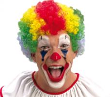 Clownsperücken