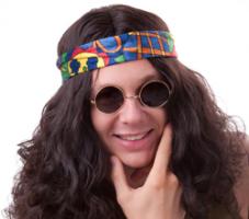 Hippie Perücken