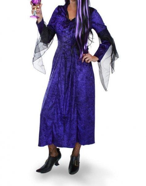 Halloweenhexenkostüm Hexenkleid Damen