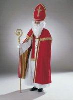 Unterkleid Bischof Albe St. Nikolaus Theater Weihnachten