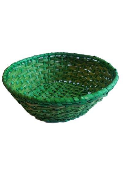 Osterkörbchen grün Ostern Dekoration