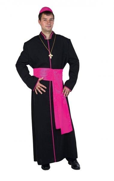 Bischof Kostüm Priester Verkleidung