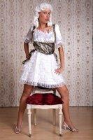 Rokoko Kostüm Barock Kleid Damenkostüm edel Frau