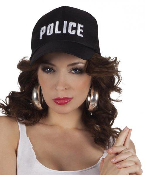 "Polizeikappe ""Police"""