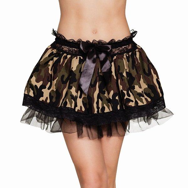 Petticoat Camouflage
