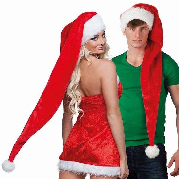 Weihnachtsmütze Santa XXL
