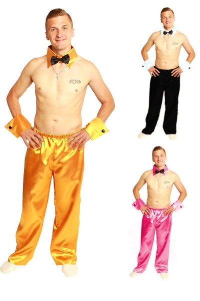 Stripper Kostüm komplett
