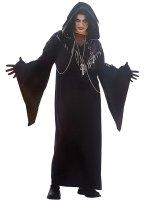 Gothic Männer Outfit schwarz