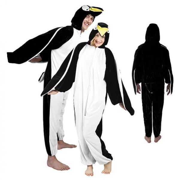 Pinguinkostüm Verkleidung Pinguin
