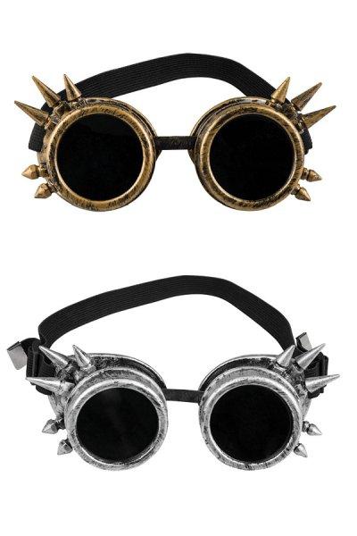 Steam Punk Brille lux