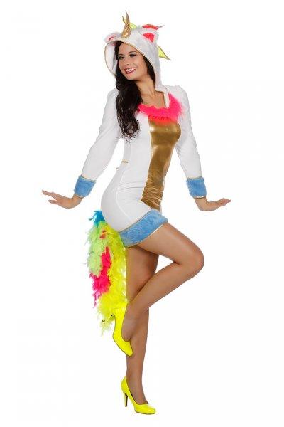 Einhorn Kostüm Kleid