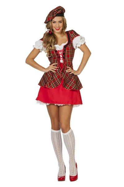 Schottin Kostüm Damen