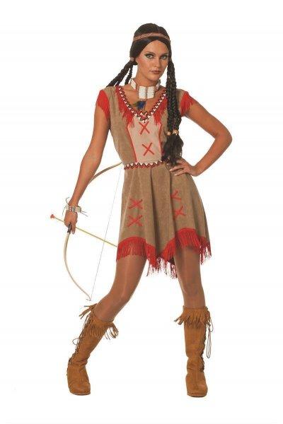 Indianer Kostüm Damenkostüm