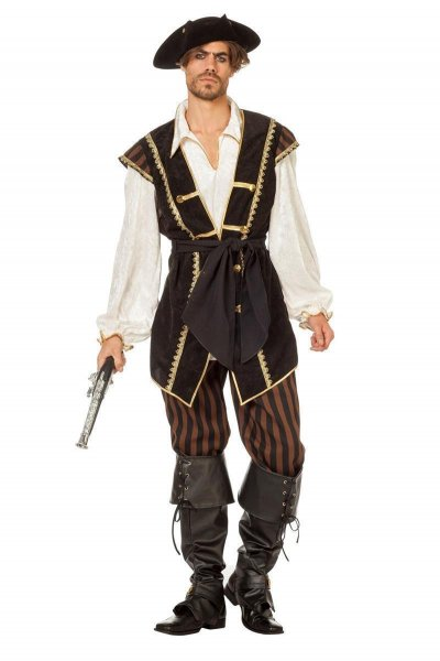 Piratenkostüm Herren