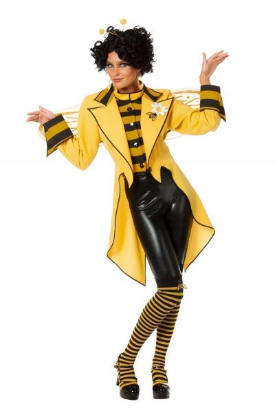 Bienenkönigin Damen Sakko