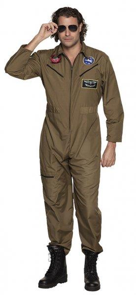 Pilotenkostüm Overall Jet Pilot