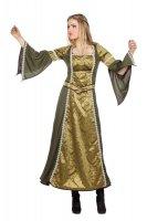 Lady Burgdame Mittelalter Kostüm