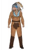 Indianer Krieger Arapho Kostüm