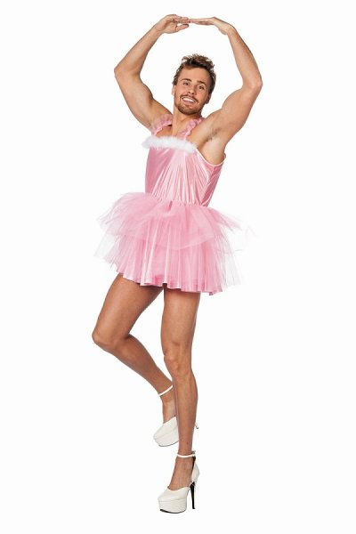 Männer Ballerina Kostüm