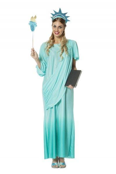 Freiheitsstatue Kostüm Miss Liberty
