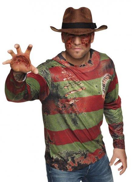 Horror Zombie Printshirt Freddy