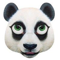 Tiermaske Hund Katze Panda Gesichtsmaske