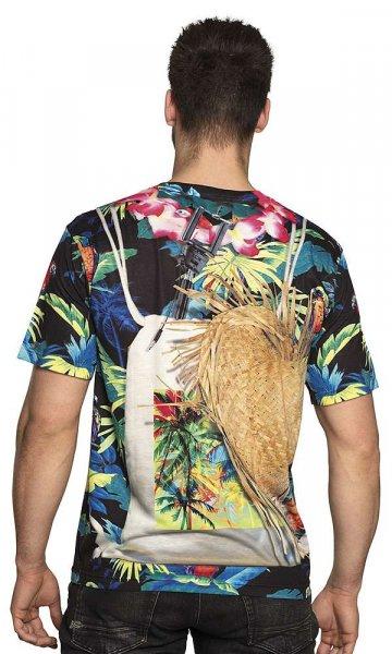 Hawaiihemd Printshirt Hawaii