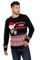 Weihnachtspullover Anti X-Mas