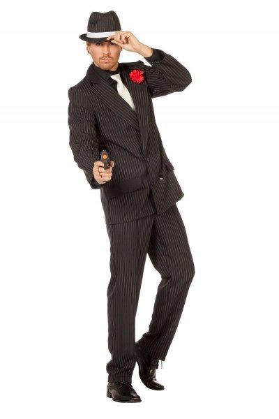 20er 30er Jahre Mafia Anzug