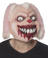Monsterbunny Horror Hase Latexmaske