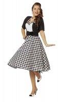 50er 60er Jahre Rock n Roll Kleid