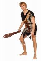 Neandertaler Höhlenmensch Herrenkostüm