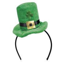 St. Patricks Day Mini Zylinder Haarreif