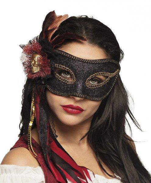 Piratin Augenmaske