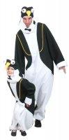 Pinguinkostüm Herrenkostüm Pinguin