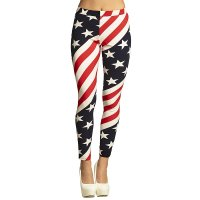 Leggings USA Stars & Stripes