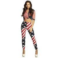Leggings USA Stars & Stripes