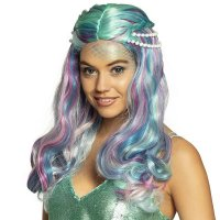 Meerjungfrau Perücke Perla