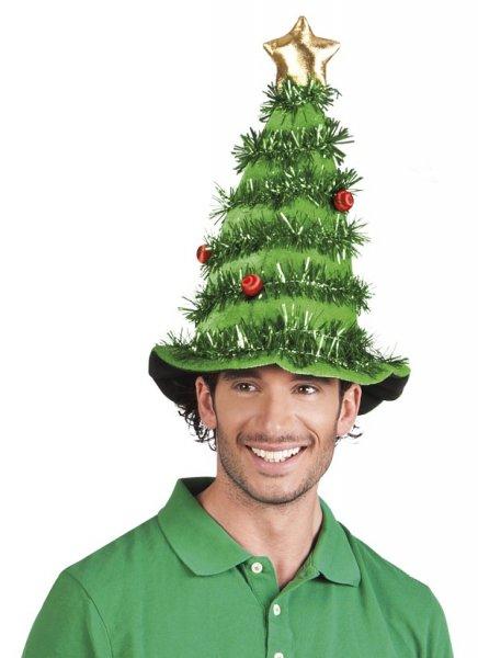 Weihnachtsbaum Hut