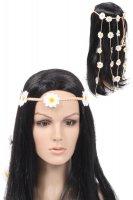 Hippie Blumen Haarband
