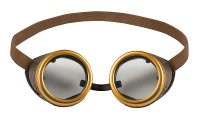 Brille Retropunk Steampunk