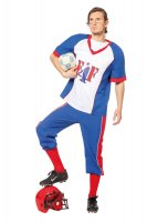 Amerikanischer Football Spieler