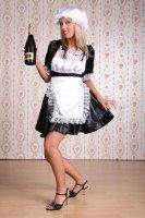 Zimmermädchen Kostüm Kellnerin sexy...