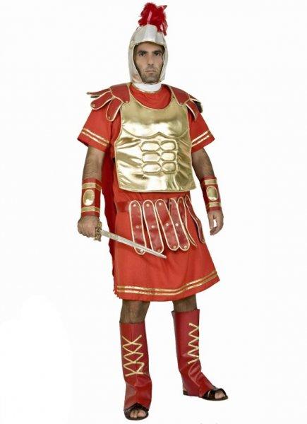 Kostüm als Gladiator römischer Soldat Karneval Römer