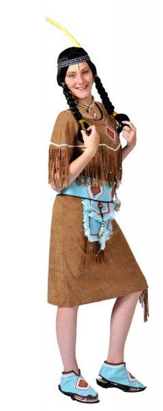 Indianer Damenkostüm Indianer Kostüme Fasching Karneval