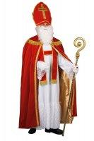 Bischof Kostüm komplett St. Nikolaus Profi Weihnachten