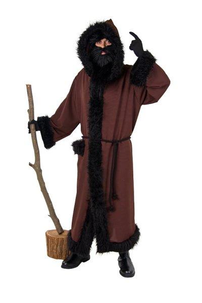 Knecht Ruprecht Mantel Krampusmantel Weihnachts Kostüm