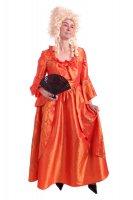 Rokoko Barock Ball Karneval Kostüm Kleid Reifrock...