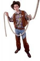 Cowboy Kostüm Herren Revolverheld Western...